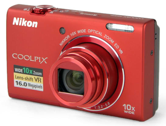Product Image - Nikon Coolpix S6200