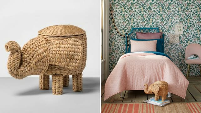 Opalhouse-elephant-basket