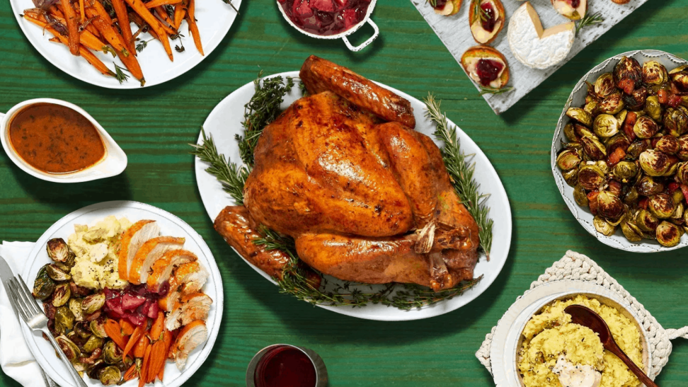 Now's your last chance to get these Thanksgiving meal kits