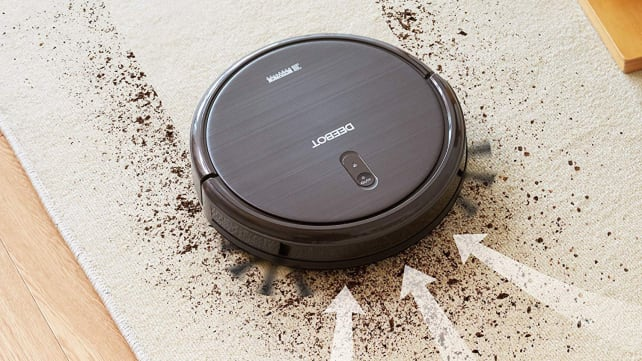 The best gifts for men: Deebot Ecovacs N79S