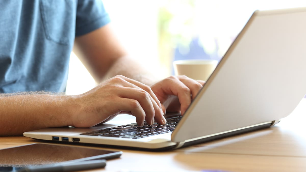 Your laptop is disgusting—here's how to clean it