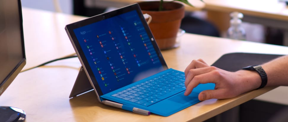 Microsoft Surface Pro 3 Tablet Review - Reviewed Tablets
