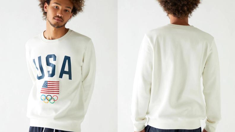 PacSun Team USA sweatshirt