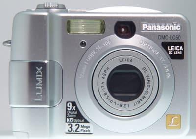 Product Image - Panasonic Lumix DMC-LC50
