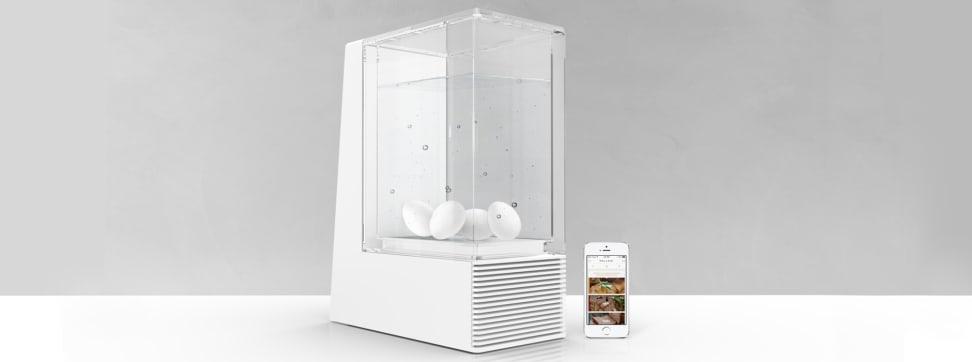 The Mellow sous-vide cooker.