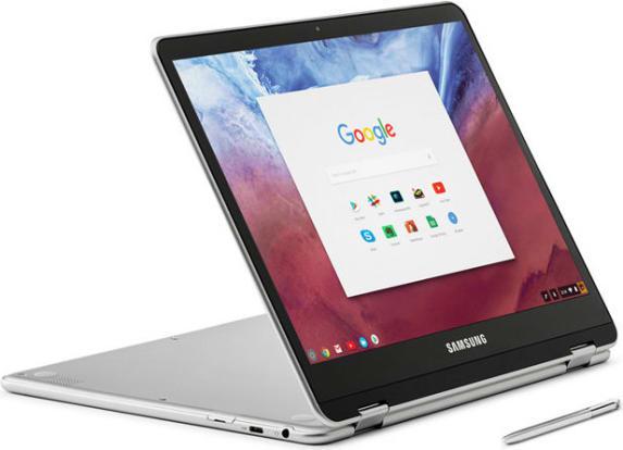 Product Image - Samsung Chromebook Plus