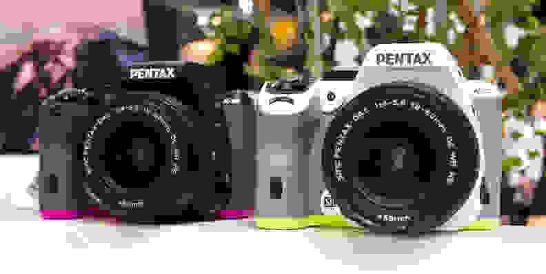Pentax K-S2 –Colors