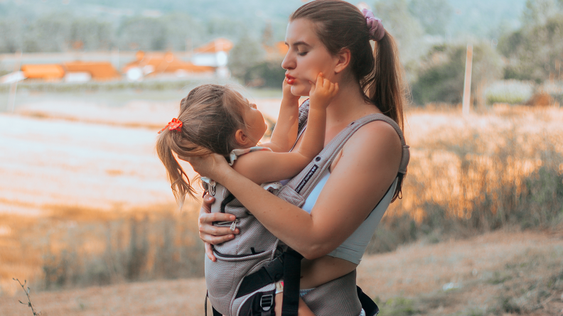 The Contours Journey GO is our favorite Baby Carrier.