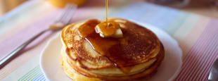 Pancake day hero
