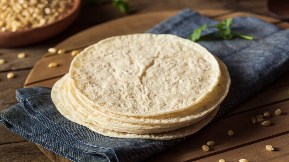 Here's how to make the perfect tortillas at home