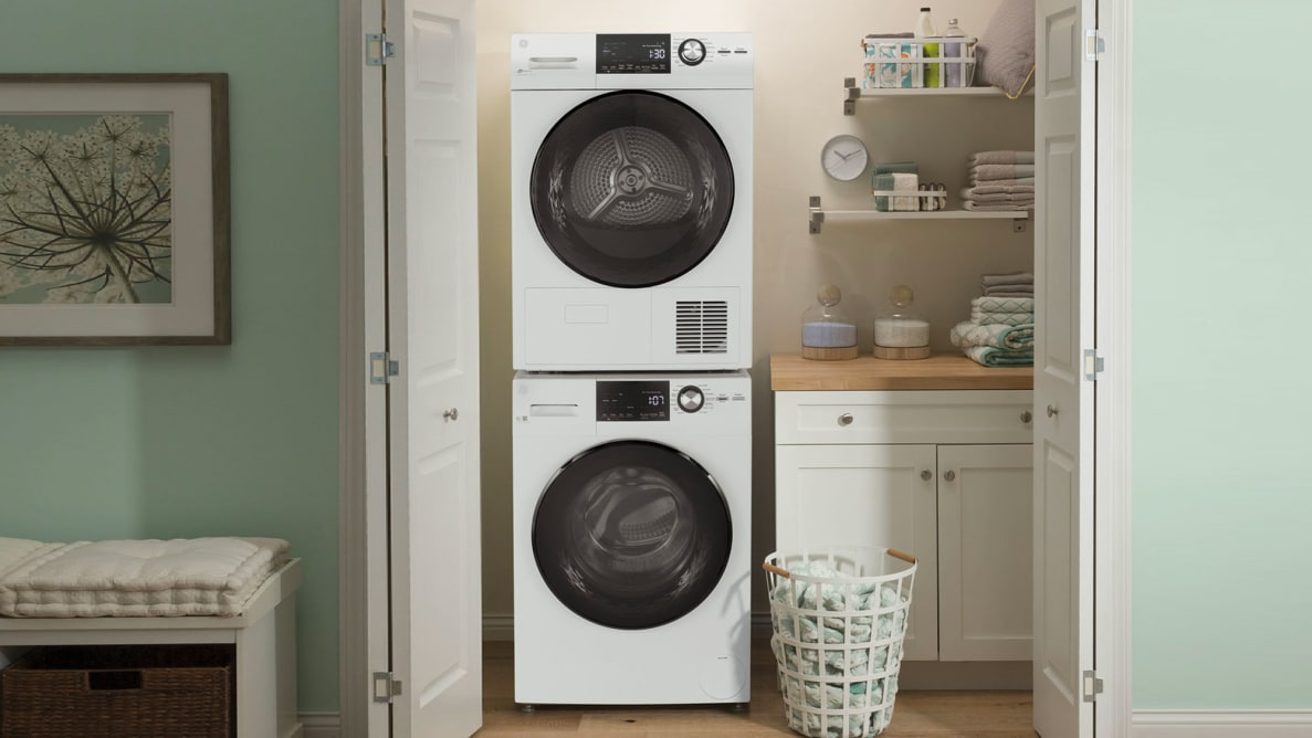 GE GFW148SSMWW Compact Washer Review