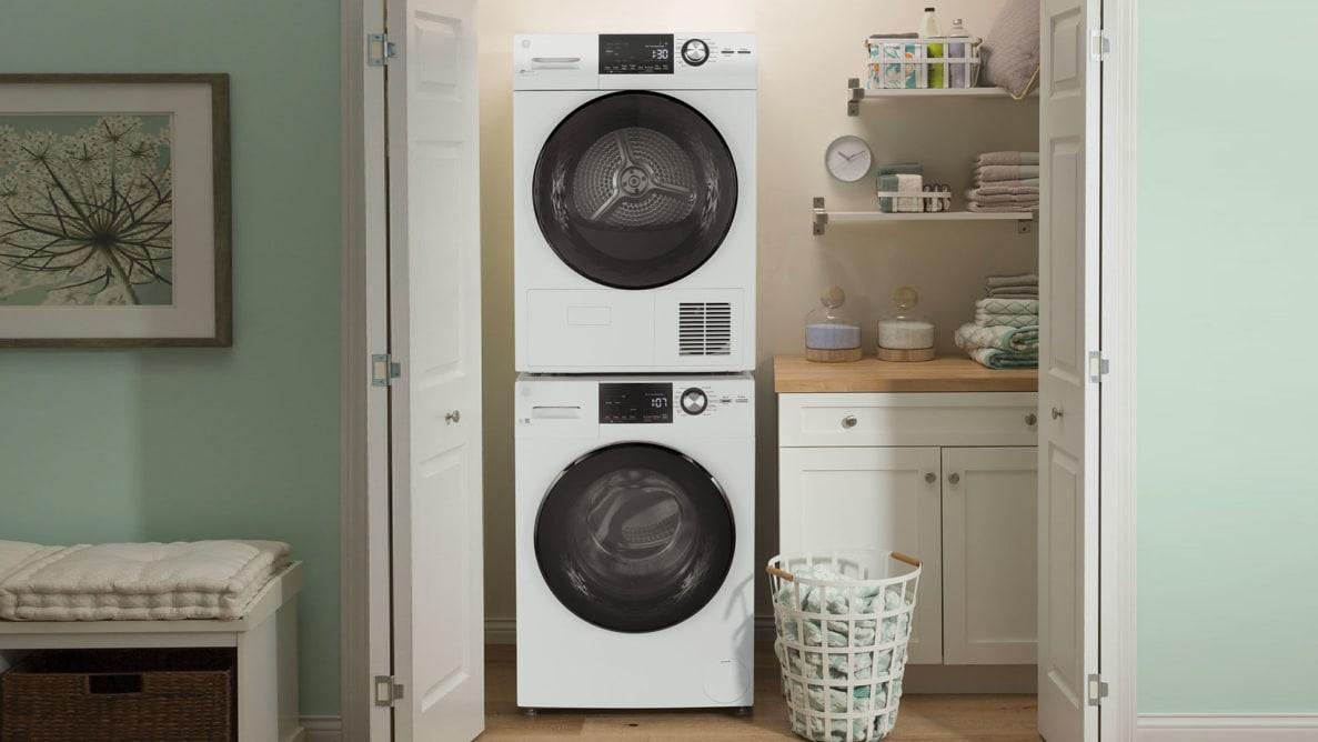 GE GFT14ESSMWW Ventless Condenser Dryer Review