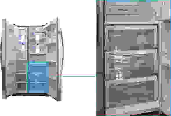 Refrigerator Main 2 Image