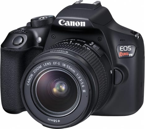 Product Image - Canon EOS Rebel T6