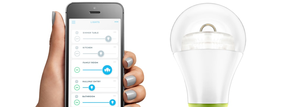 GE and Quirky Link Wireless LED Bulb Series