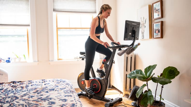Buy exercise equipment in June to save money