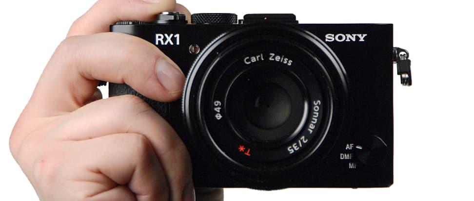 Product Image - Sony Cyber-shot DSC-RX1