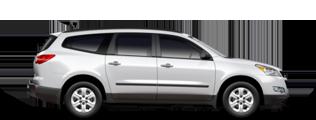 Product Image - 2012 Chevrolet Traverse LTZ FWD