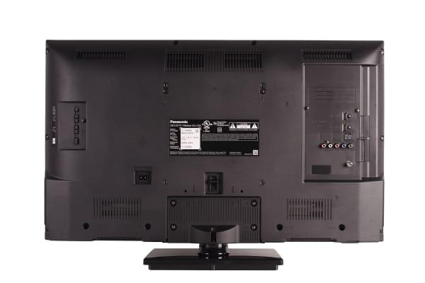 The back of the Panasonic TC-32A400U