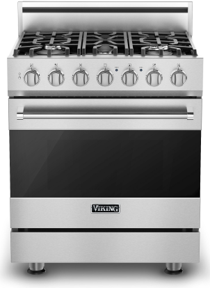 Product Image - Viking RVGR33015BSS