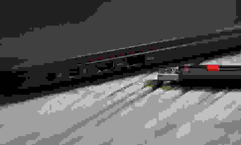 Asus ROG G501 - Ports