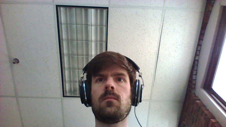 LG Gram 13 Webcam Sample