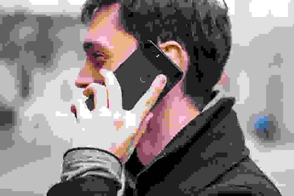 Nexus 6P Phone Call