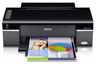Product Image - Epson WorkForce 40