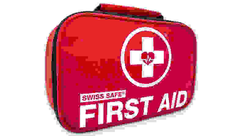 Swiss Safe 2-in-1 First-Aid Kit