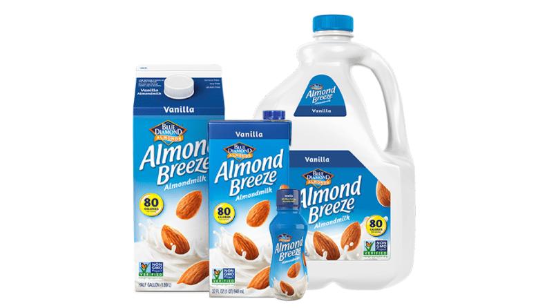 Vanilla Almond Breeze Recall