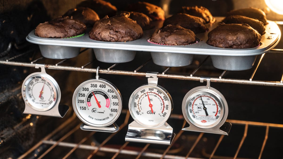 8 oven thermometers that can help improve your cooking