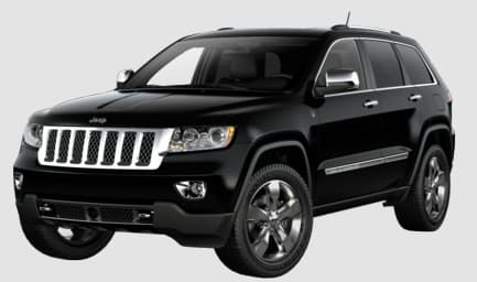Product Image - 2012 Jeep Grand Cherokee Overland Summit