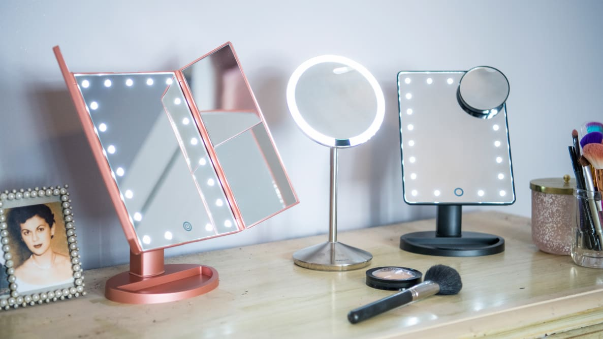 The Best Makeup Mirror With Lights Of 2020 Reviewed Home Garden