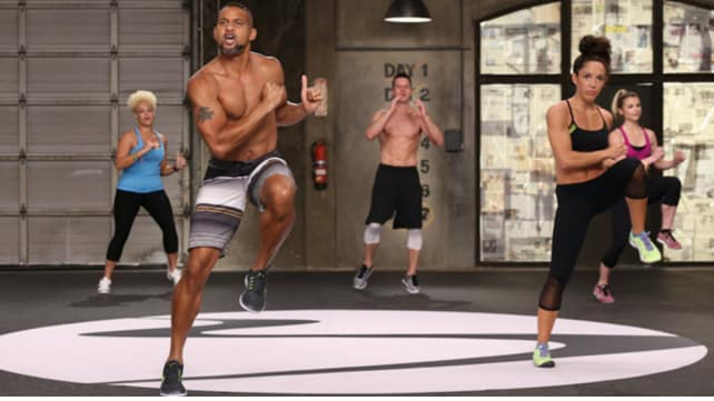 Best health and fitness gifts 2018 Insanity DVDs