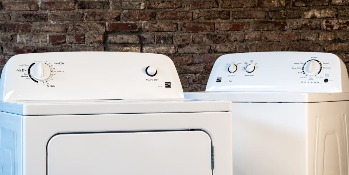 Affordable Laundry Pairs