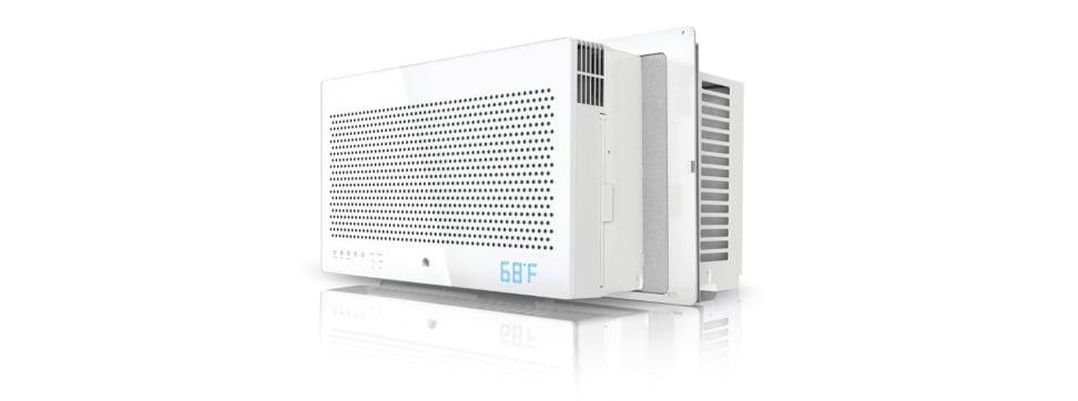 The Aros smart AC unit.