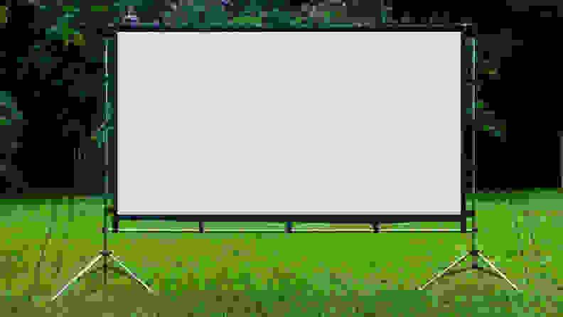 Vamvo Outdoor/Indoor Projector Screen