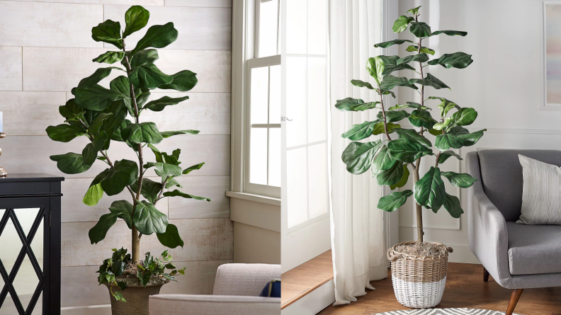 The perfect (faux) potted plant