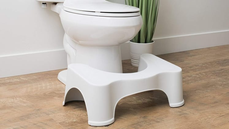 Turbo Nadialabs Stool Bathroom Toilet New R Design Foot Mager Adjule Height One Size Fits All Kitchen Dining
