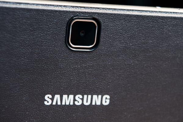 Samsung Galaxy TabPro S Camera
