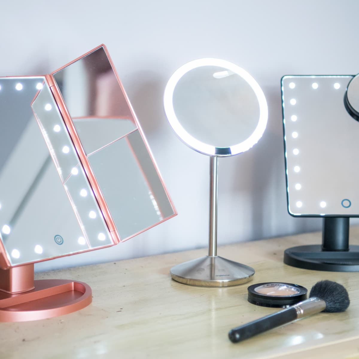 e745131db3ea The Best Makeup Mirror with Lights of 2019 - Reviewed Home & Outdoors