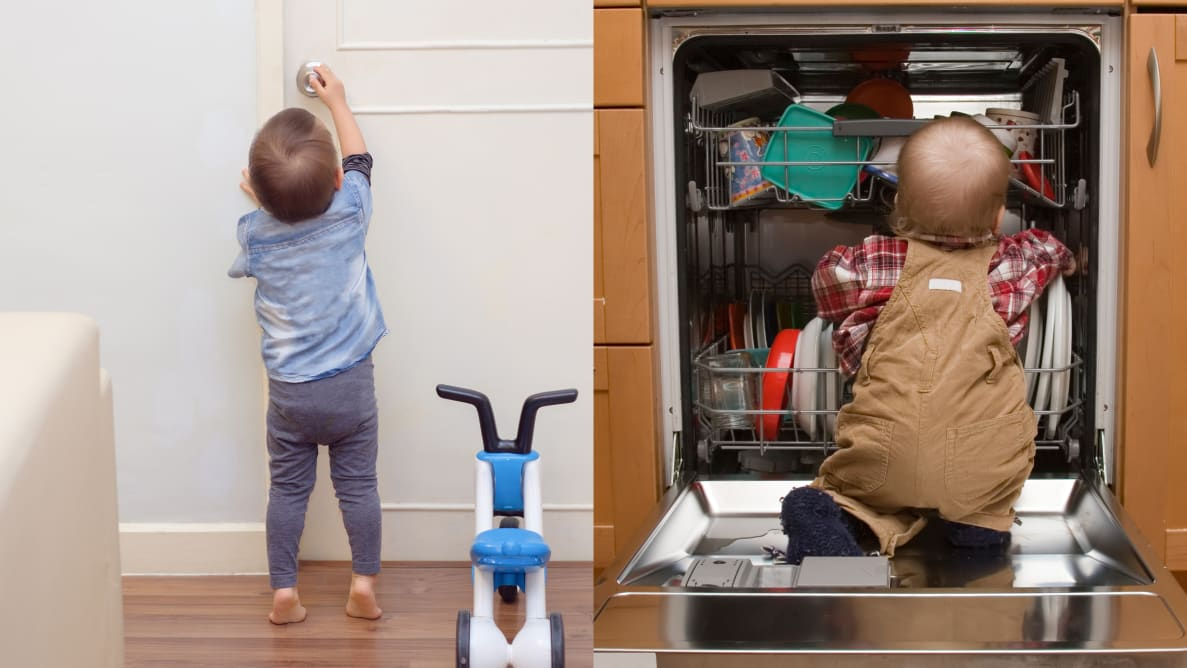 The best baby proofing products help keep your little ones out of trouble