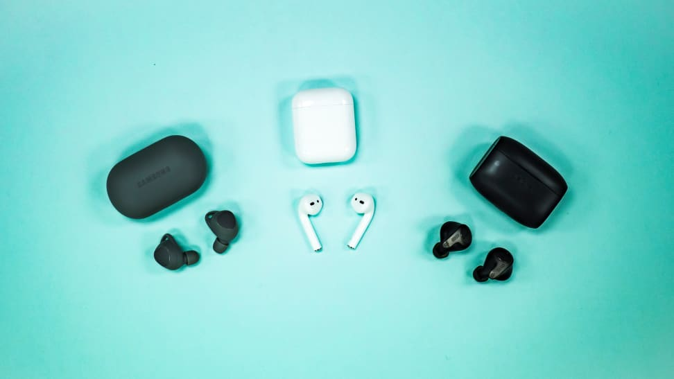 True Wireless Earbuds Hero