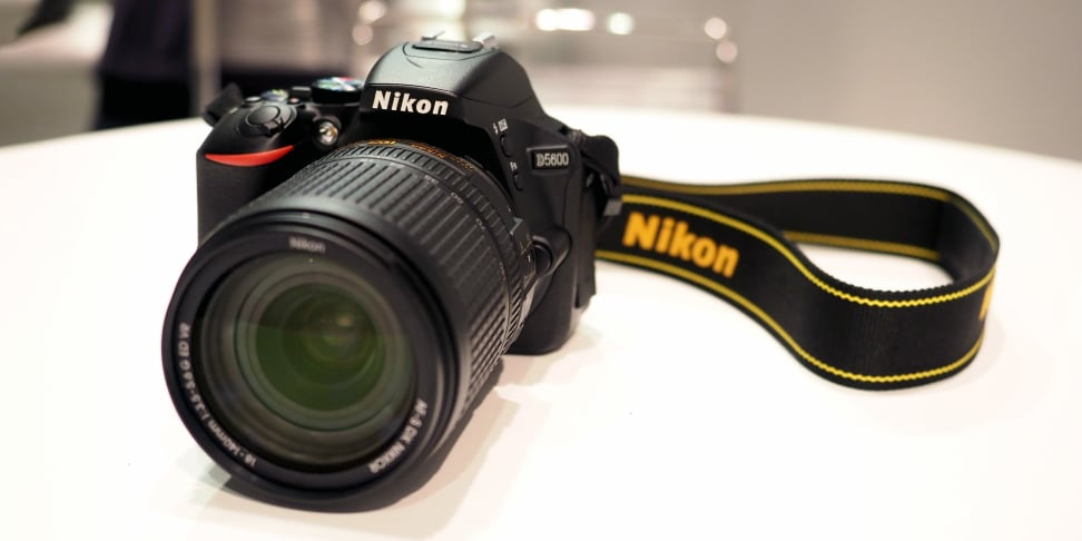 The Nikon D5600 is the perfect DSLR for the Instagram