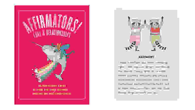 Affirmators! 50 Affirmation Cards