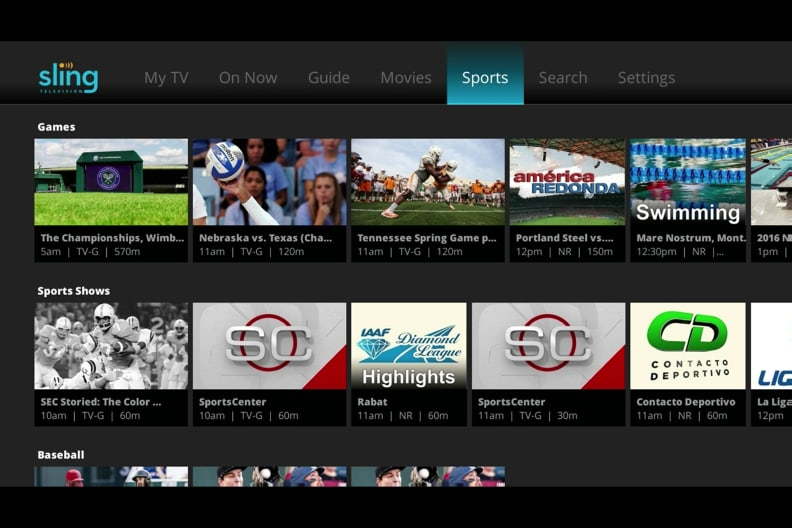 Here's how the best services for streaming live cable TV