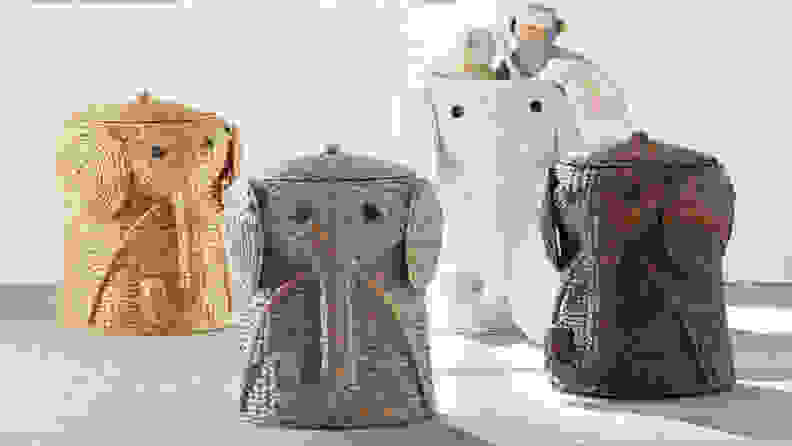 Home Decorators Collection Animal Hampers