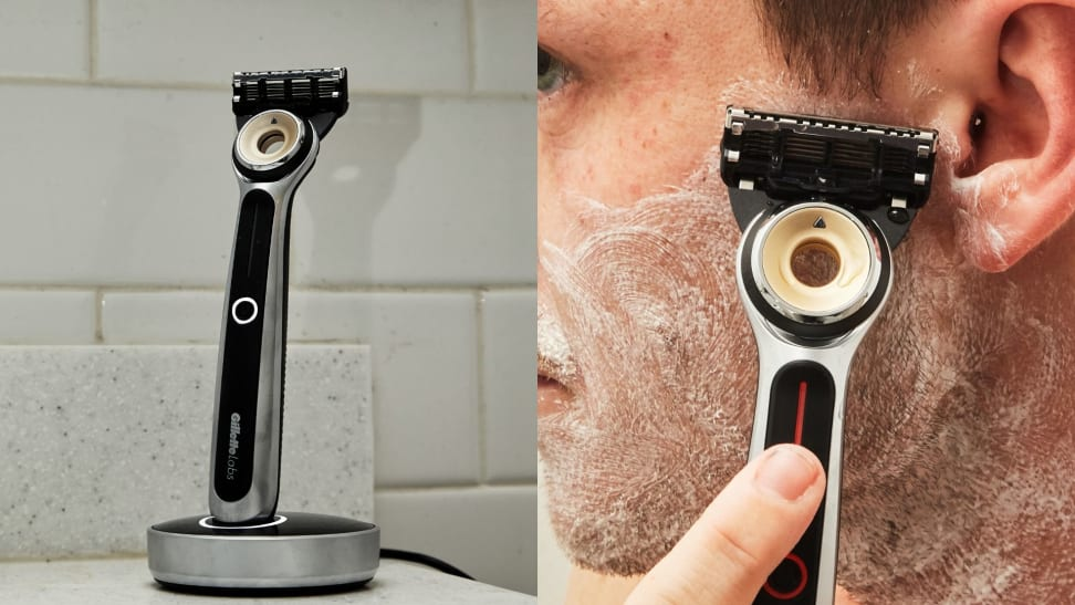 Heated Razor by Gillette Labs