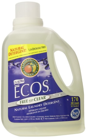 The Best Eco-Friendly Laundry Detergents of 2019 - Reviewed