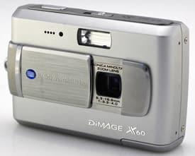 Product Image - Konica Minolta DiMAGE X60
